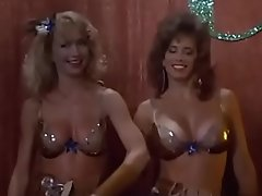 80s and 90s Off colour Boobfest With Julie Strain and Sidaris playmates with Off colour tits