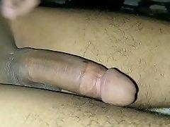 Mallu boy using Condom