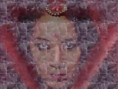 Sexorcism the Tantric Opera 27  xxx Neo-Yantra for Gazing into the Gaze at of Ida xxx