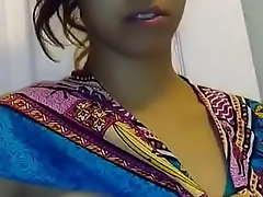 British Desi Ungentlemanly - Cobwebby Boobs