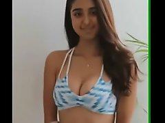 Aaruhi Hot Nude sheet