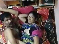desi uncle & aunty sex