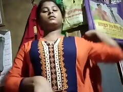 Busty Bengali Girl Nude Reinforcer 3