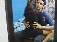 Wife seduced and drilled by husband's friend