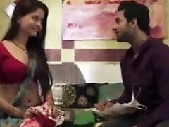 Desi husband cheated upstairs his wife by fucking their Freulein