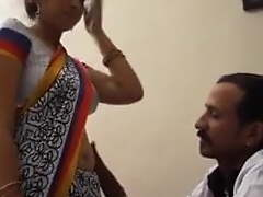 Bangalore unsocial doctor enjoys coitus at home