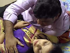 Young wife has affair, saree carnal knowledge
