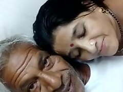 Desi making love with ancient guy