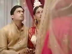 Hot Bhabhi Suhagraat Liaison Video-- Sexy Liaison integument