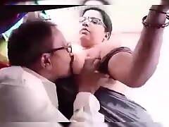 Kannada Mature Milf Aunty's Affair approximately Shape – Boobs Deep throated