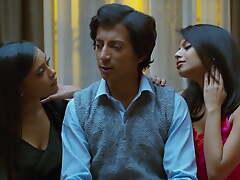 Fiancee Ki entourage Meri Sali Asha n Nanda Ke Sath Threesome