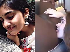 Nivetha Thomas Appetite Castle in the air Tamil Busty Queen