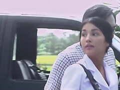 Sexy Filipina actress Nathalie Hart