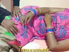 Soti huee naee-navelee bhabhi ko garam karke tabadatod choda