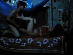BANGLA BOUDI FUCKING WITH Youthful DEVAR WHILE Conversing TO HUSBAND