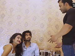 Super-steamy and sexy desi women attempt mating