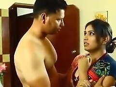 Indian made sex videotape live-in lover ko ghar me choda