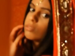 My Indian Lover Prepares Her Body For Me
