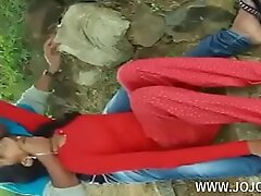 Hot Indian coddle rides her BF