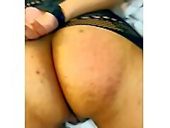 SLOW MOTION ASS SPANKING PUNISHMENT Be proper of INDIAN Fixture IN FISHNETS WITH HANDS TIED UP BEHIND Be proper of CHEATING TILL ASS IS COVERED WITH RED MARKS