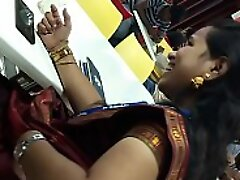 milky aunty enjoying together with seducing part 1