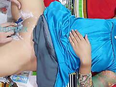Bangladesh bhabhi fucking on touching boyfriend, wet pussy, beautiful