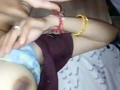 Desi Bhabhi Screwing with Shush 2