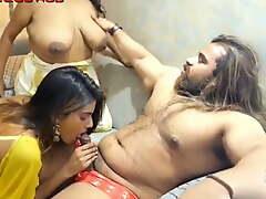 Desi Broad in the beam Eyewash Gets Serendipitous In Inn Room