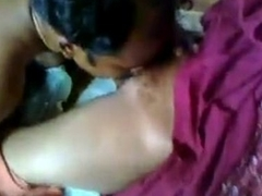 Tamil auncle licking brothers wife pussy