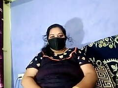 Horny Indian bbw become man