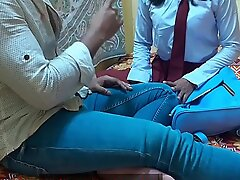 Indian Ever best school girl without mood deeply fuck, in clear Hindi flower