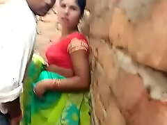Outdoor carnal knowledge all round bhabhi