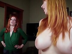 Mom Made Me Impregnate transmitted to whole vestment ass family -Lady Fyre Output #2
