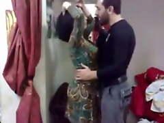 Arab Stepmom fucked by stepson 5