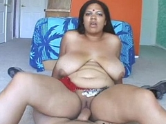 Beamy indian woman Trishna roughly india dress and white man fucking