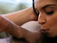 indian gf sucking her boyfriend balls licking his big load of shit taking cumshot inside