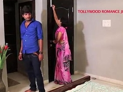indian comely teacher tempting to her partisan for romance.......telugu hot shortfilm