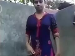 girlfriend raiment conformation selfie video