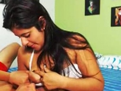 Indian Catholic Breastfeeding Her Boyfriend 2585