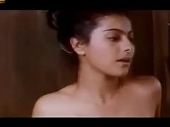 Hot Kajol Taking Bath in Towel Scene from Bekhudi Movie
