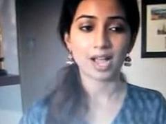 Bengali singer Shreya Goshal gets spit plus cummed