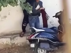DESI Unshaded SEX MMS ON ROAD KHET ME