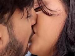 Monisha Chowdhary Bold lip lock Scenes Bluemoon MMS FuckClips.net