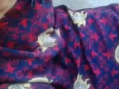 Indian Hot Horny desi aunty takes her saree off and then sucks cock her devor part 2 - Wowmoyback