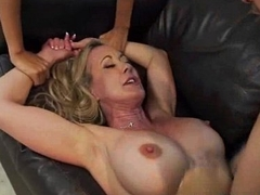 (brandi janice) Hot Milf Get hitched Act Like A Star On The outback video-07