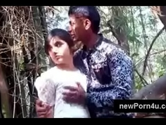 Most Beautiful and cute Indian girl kiss and mamma pressed by bf convenient criss-cross convenient newPorn4u.com
