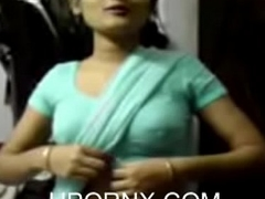 Indian Girl in Saree seducing (new)