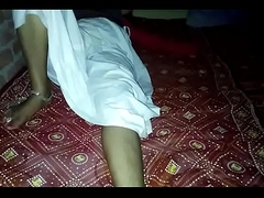indian hot mature desi wife in petticoat fucking doggy position hot horny indian aunty fucking with her show one's age