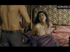 Sacred Games Sex Scene Rajshri Deshpande with Nawazuddin Siddiqui (1/2) Netflix
