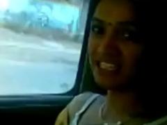 Indian Desi Bhabi Screwed upon car full Sex Videotape